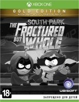 "South Park: The Fractured but Whole (Xbox One) G - Магазин ""Игровой Мир"" - Приставки, игры, аксессуары."