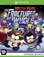 "South Park: The Fractured but Whole (Xbox One) Рус - Магазин ""Игровой Мир"" - Приставки, игры, аксессуары."