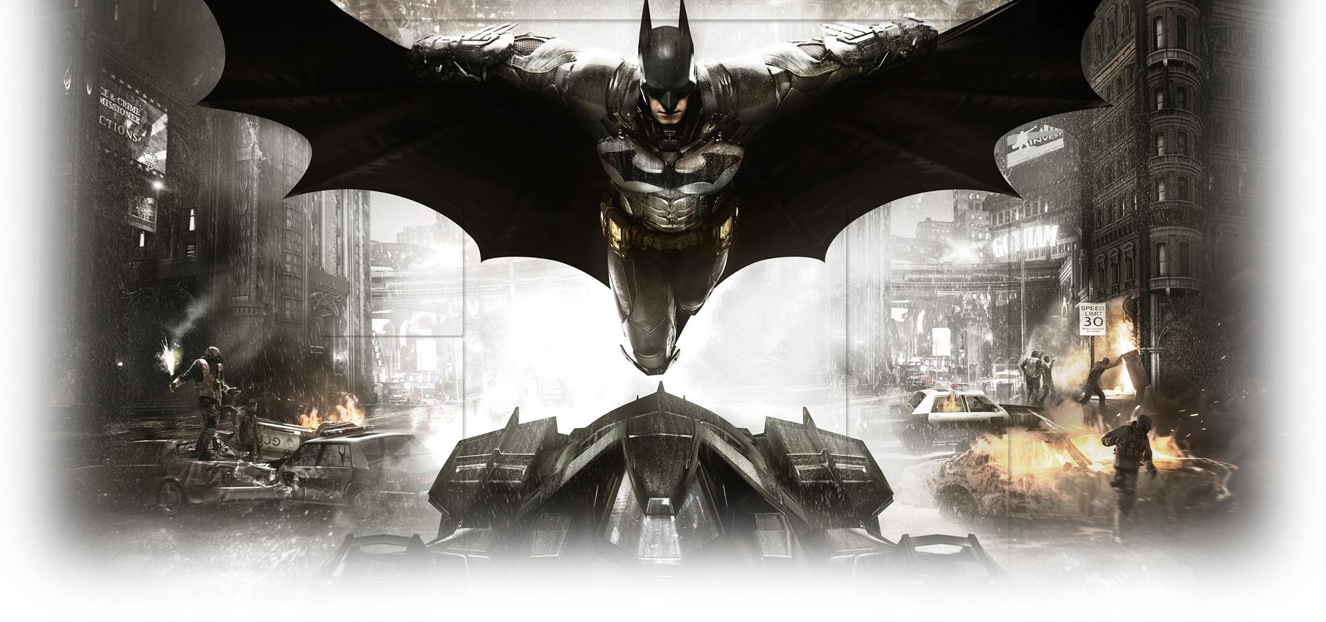 Batman: ������ �������