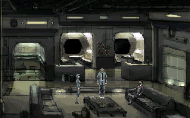 Gemini Rue: Заговор на Барракусе (2011) PC | RePack от R.G. Механики