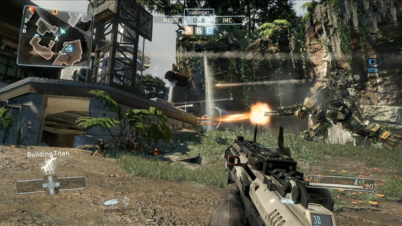TitanFall для Xbox 360 делает независимая студия