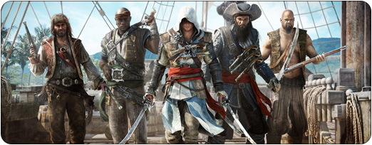 Assassin's Creed 4 ׸���� ����