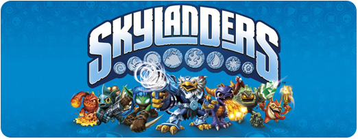 Skylanders, Skylanders Swap Force, Skylanders Giants, Skylanders Trap Team, Skylanders Supercharges